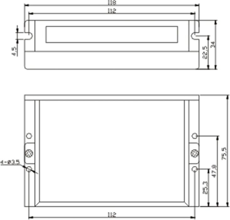 型号:DM545A 名称:低压两相DM545A 简介:DM545A型驱动器,具有更低的电机发热、运行噪声和更高的平稳性,以及更低的成本,主要驱动42、57型两相混合式步进电机。其微步细分数有15种,最大步数为25000Pulse/rev;其工作峰值电流范围为1A-4.2A,输出电流共有8档,电流的分辨率约为0.